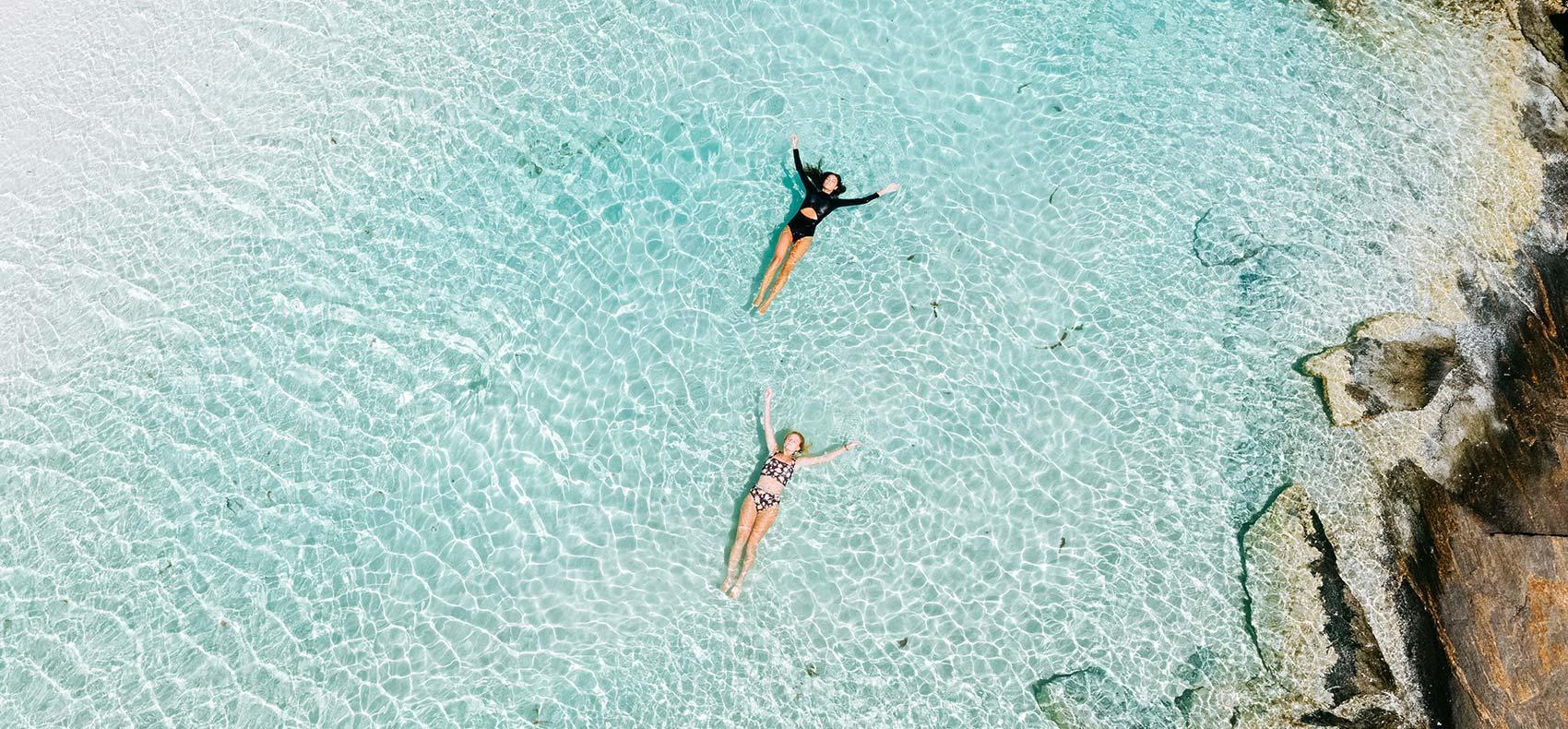 Floating away in WA