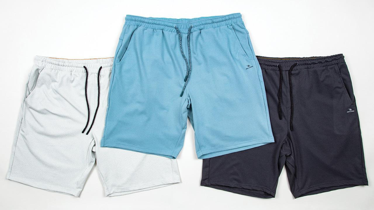 Nova Vapor Cool Shorts