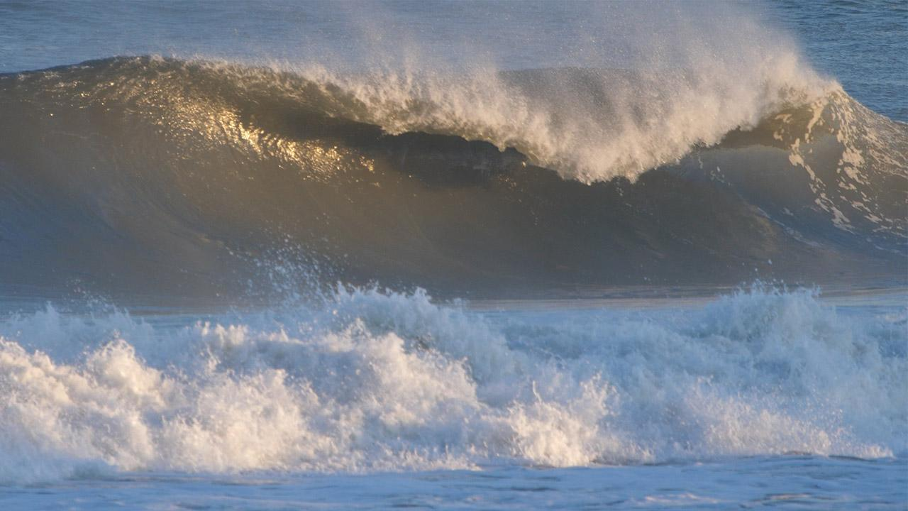 A wave at OBX