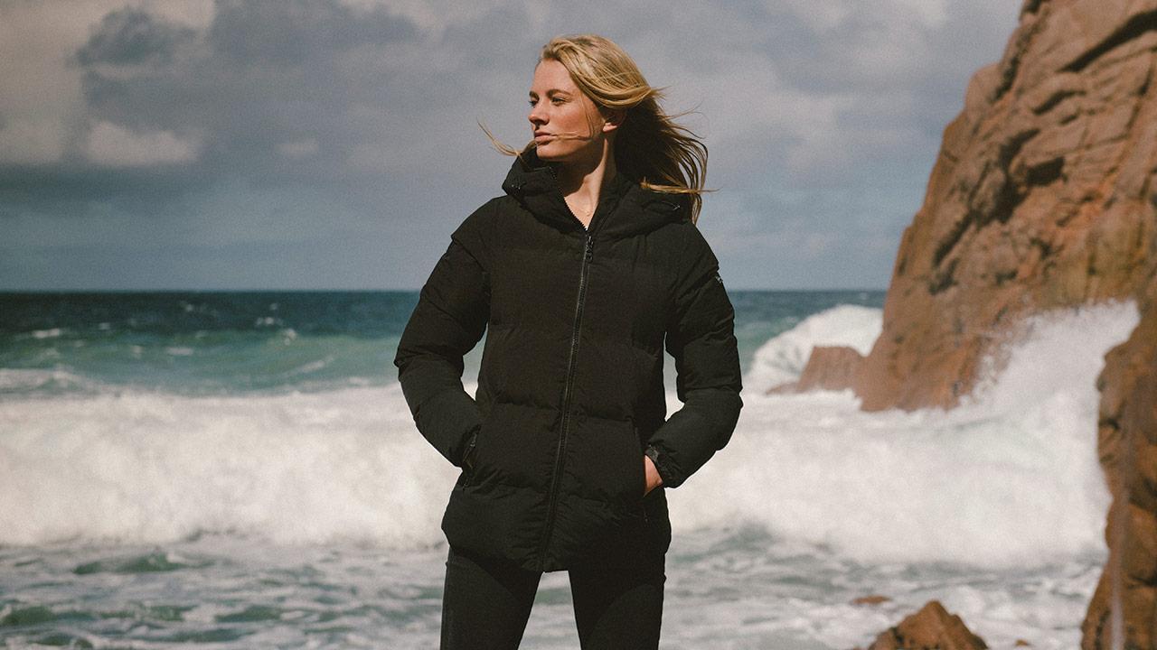 Coastal Tide Anti Series Jacket