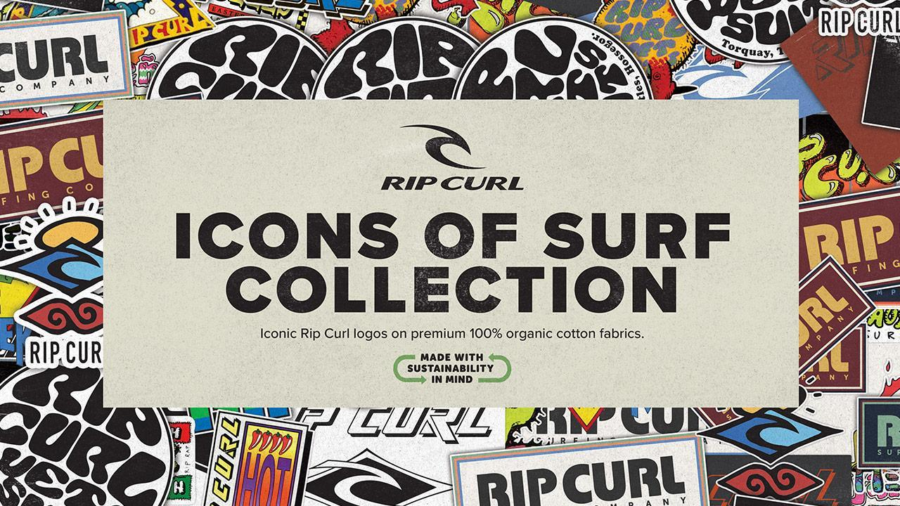 Men's Tees | Icons of Surf