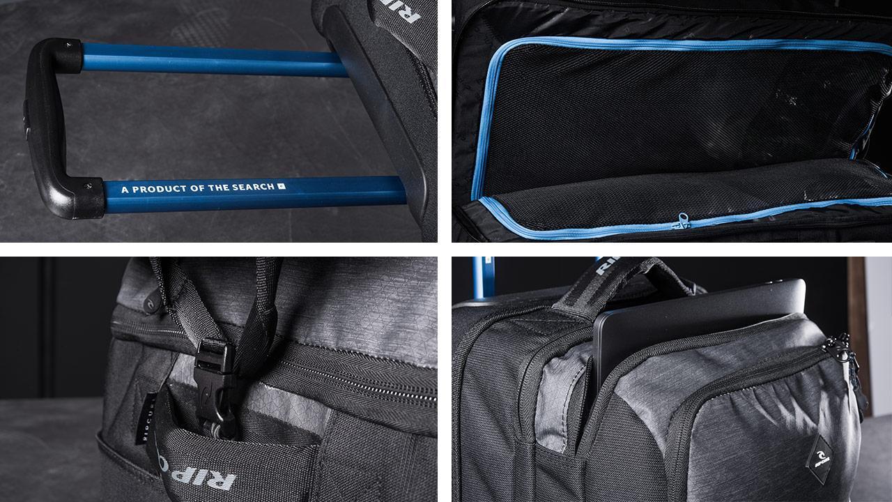 F-Light Travel Luggage