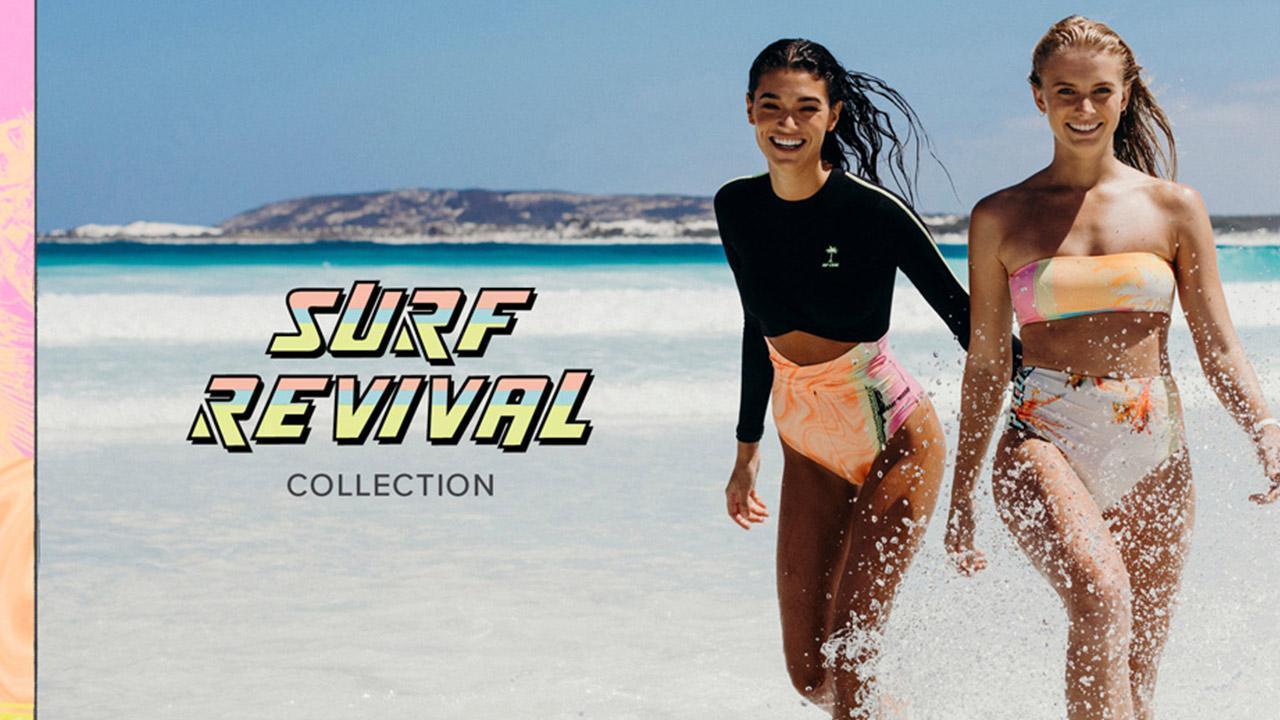 Surf Revival Swimwear