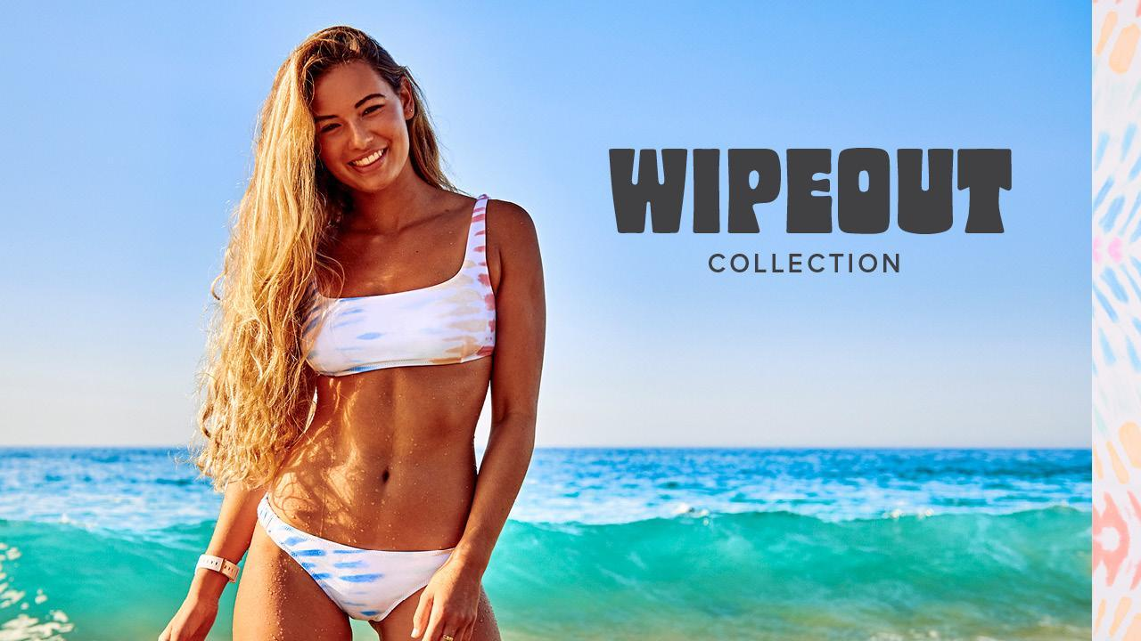 Shop the Wipeout Collection