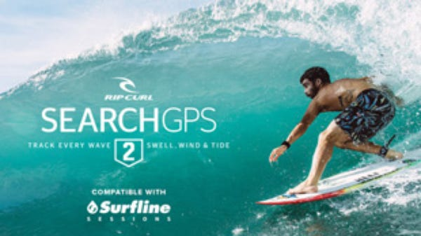 The Search GPS 2 Watch - Go Surf