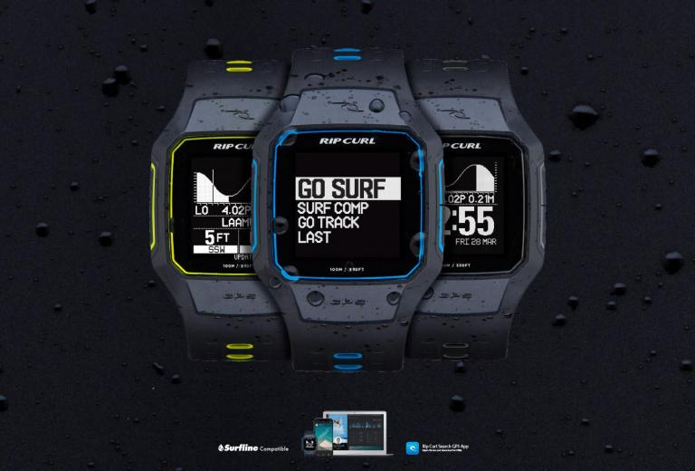 The Rip Curl Search GPS 2 Watch