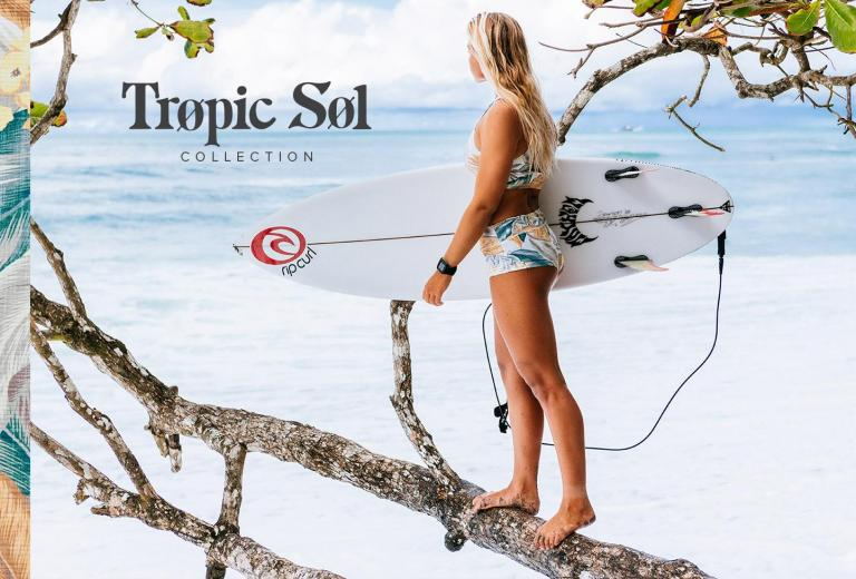 Leilani on the Search in the Tropic Sol Collection
