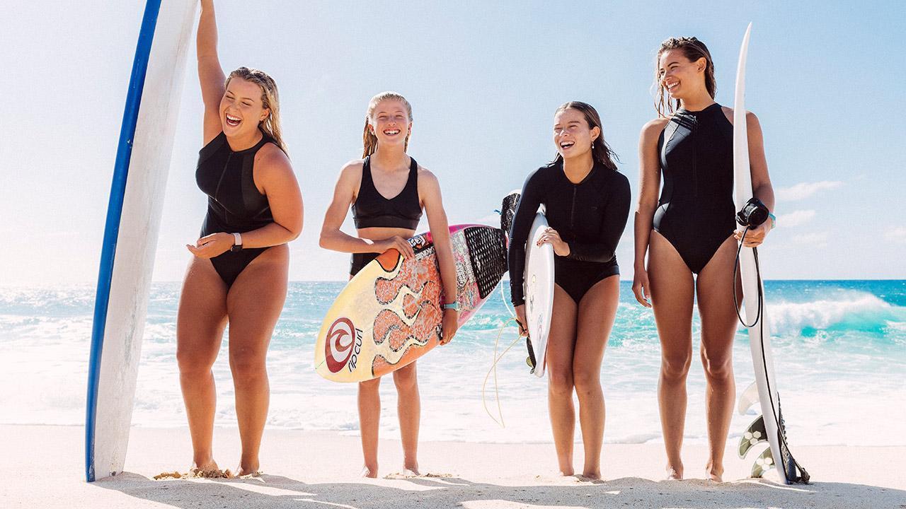 The Surfers Bikini