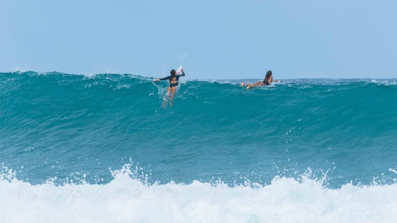 Swell is Building