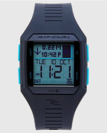 Maui Mini Tide Watch in Black
