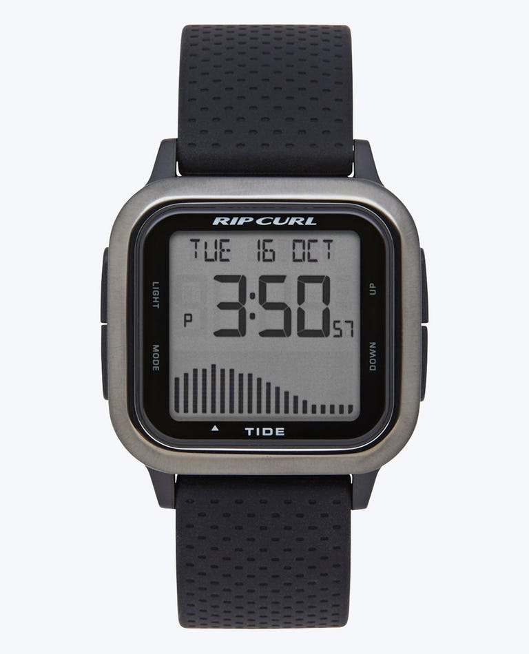 Next Tide Watch in Gunmetal