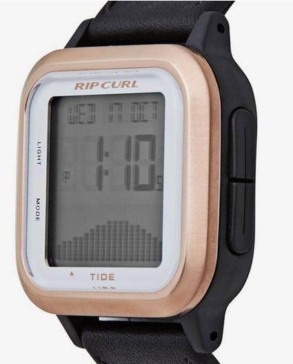 Next Tide Watch in Rose Gold