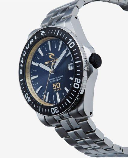 Rip Curl 50Th Anniversary Watch in Black