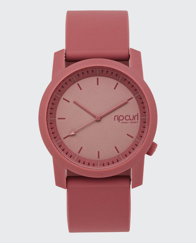 Cambridge Girls Silicone Watch in Dusty Rose