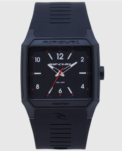 Rifles Analogue Watch in Black