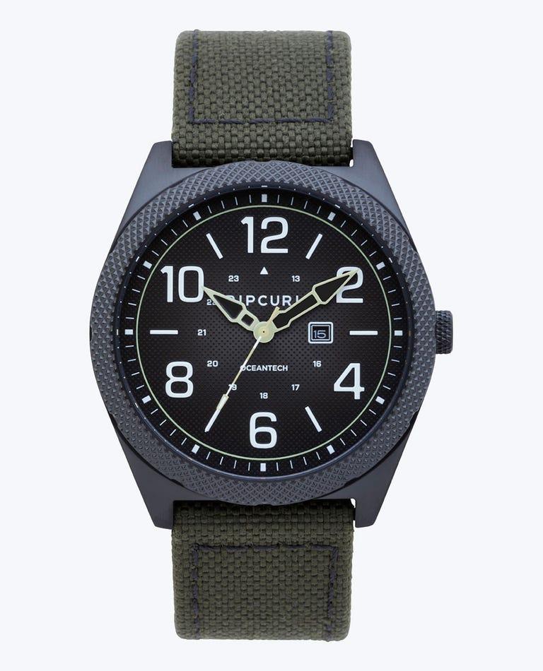 Striker Midnight Watch in Military Green