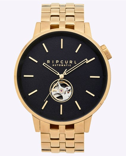 Detroit Auto Gold SSS Watch in Gold