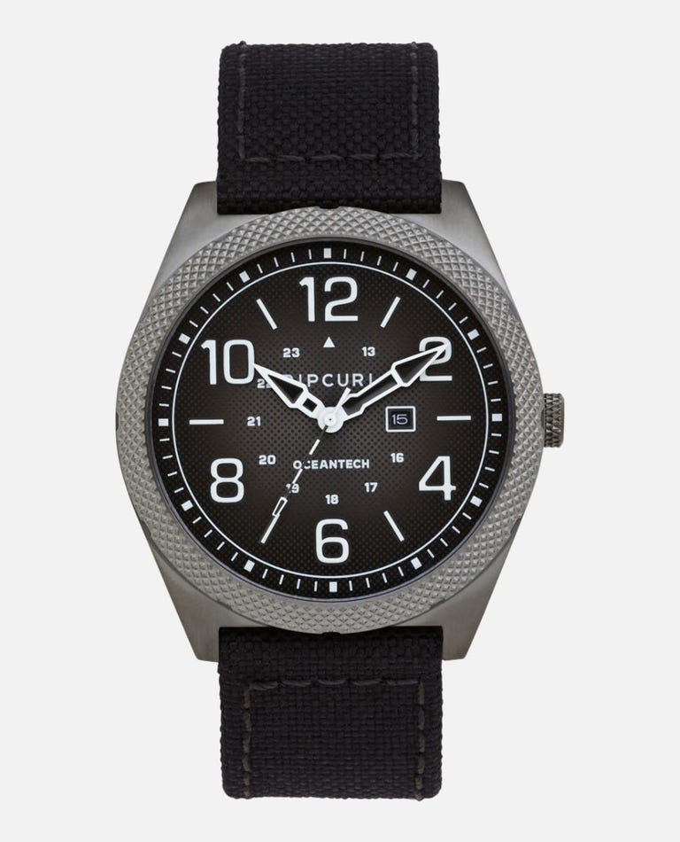 Striker Beer Buckle Watch in Gunmetal