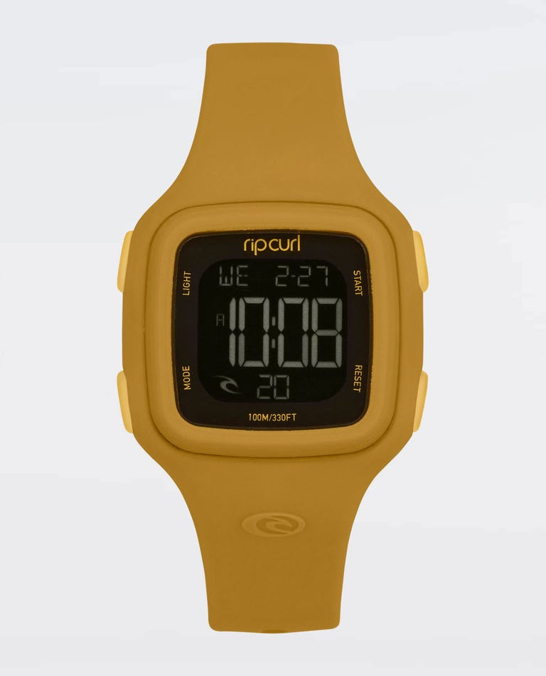 Candy 2 Digital Watch in Yellow