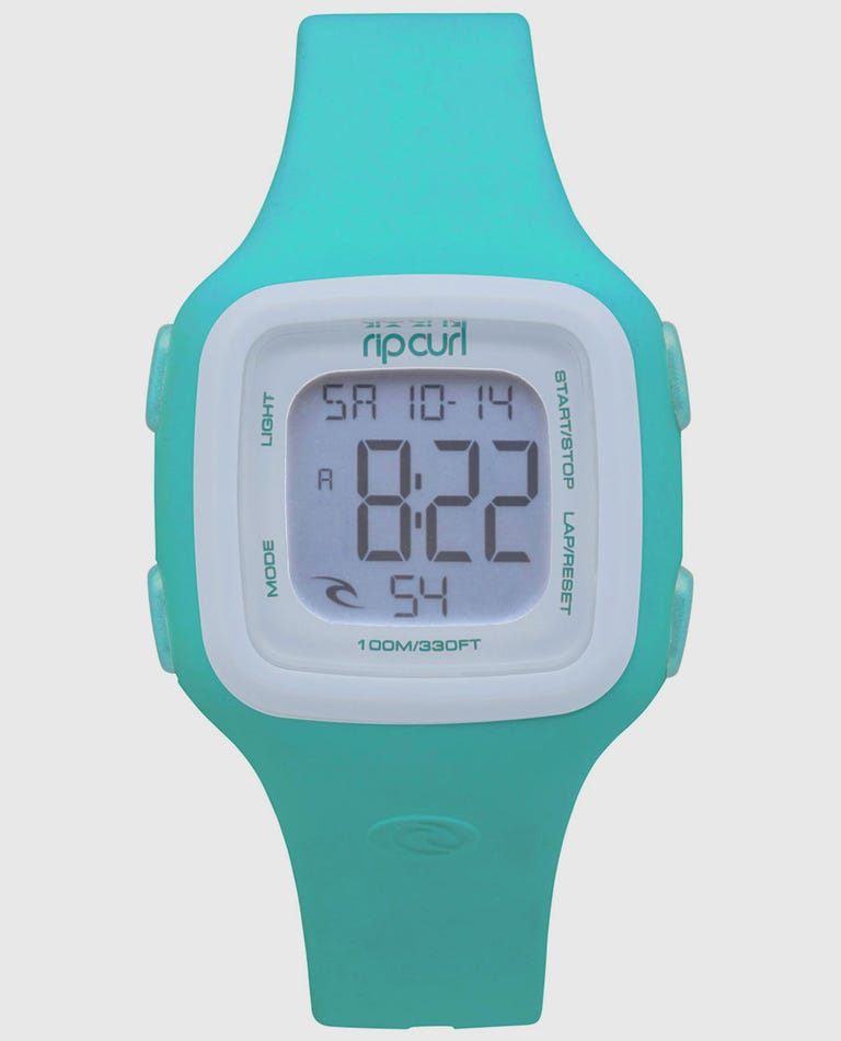 Candy 2 Digital Watch in Mint/White