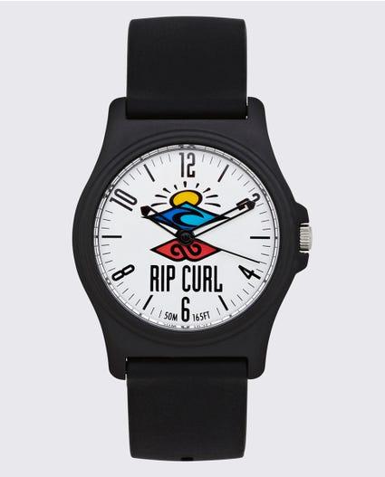 Revelstoke Surf Watch in Black/White