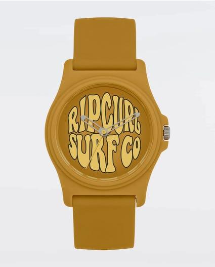 Revelstoke Surf Watch in Yellow