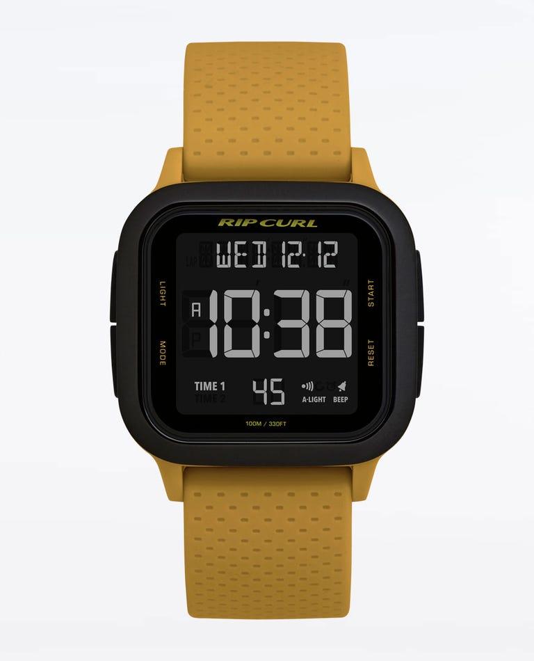 Next Digital Watch in Yellow