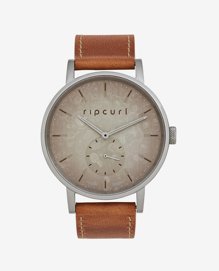 Circa Vintage Leather Watch in Vintage Tan