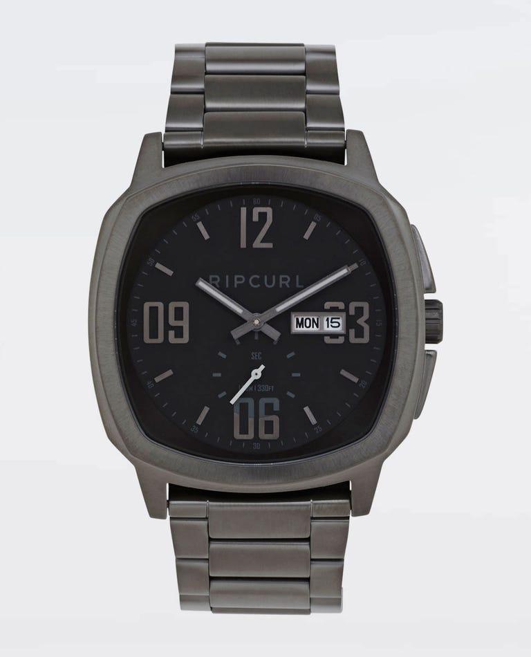 Nomad Gunmetal SSS Watch in Gunmetal