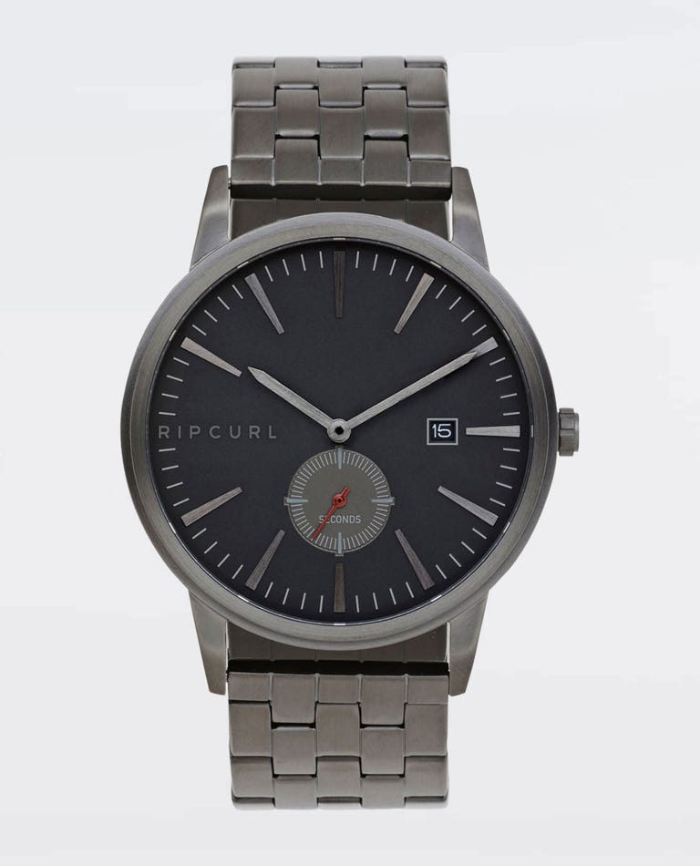 Vision Gunmetal SSS Watch in Gunmetal