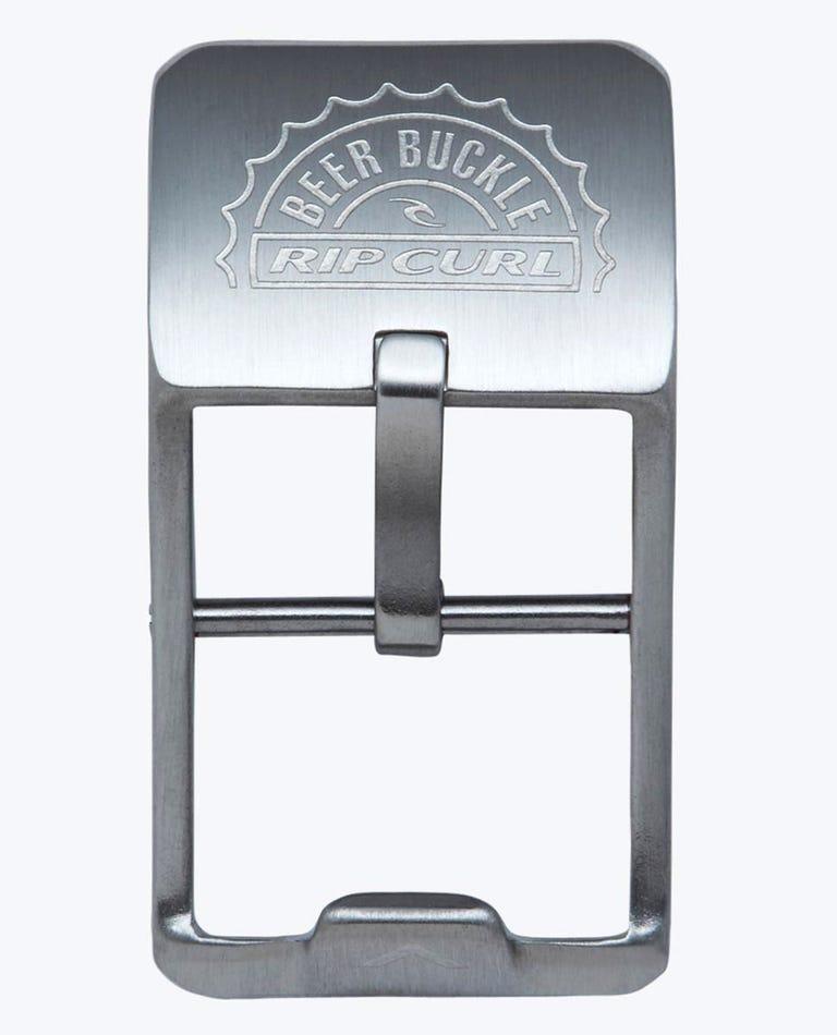 Beer Buckle 22mm in Black