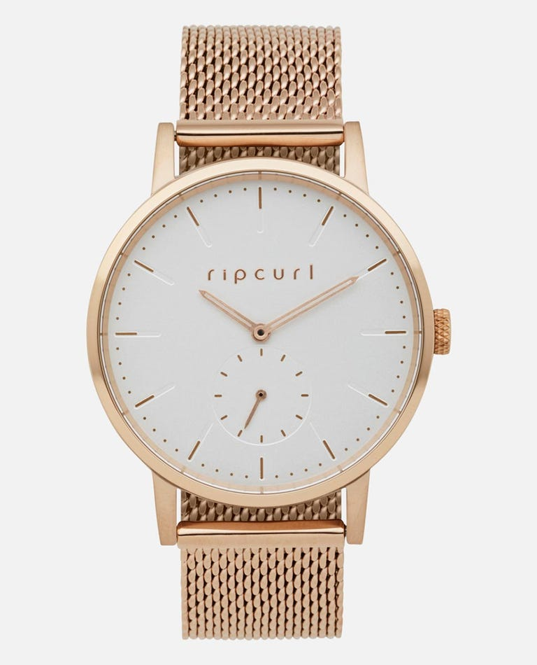 Circa Mini Rose Gold Stainless Steel Watch in Rose Gold