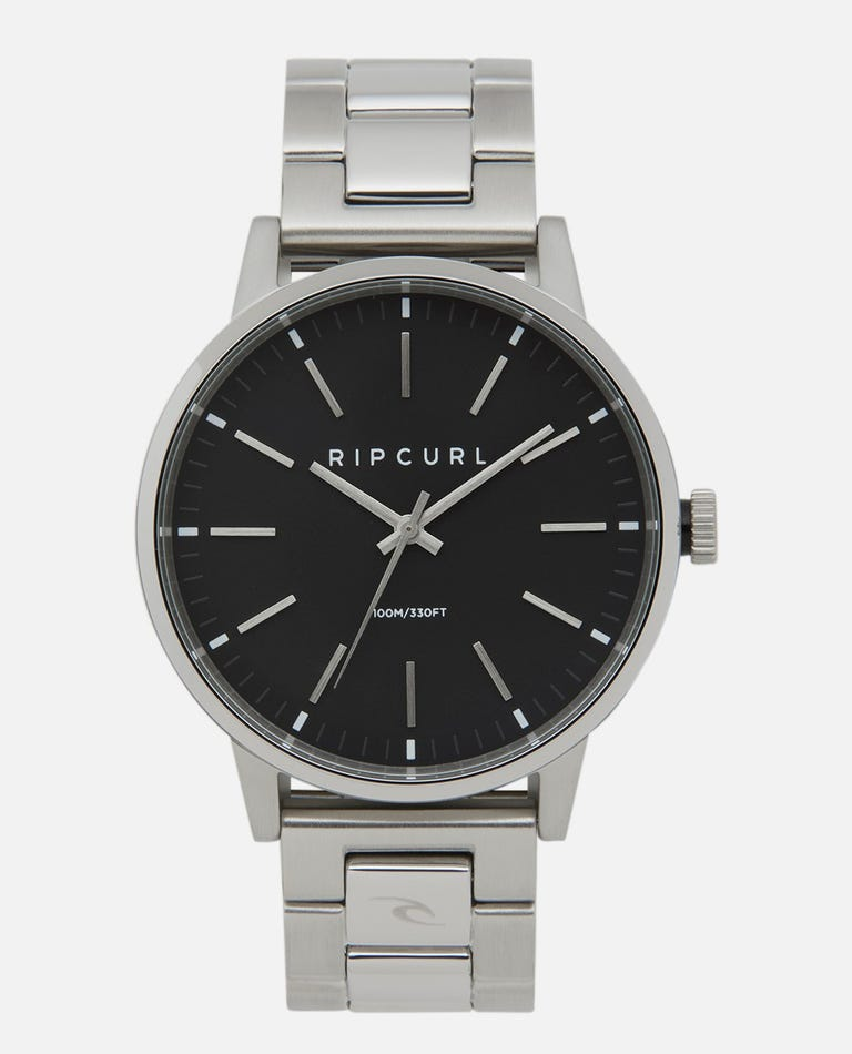 Drake Stainless Steel Watch in Black