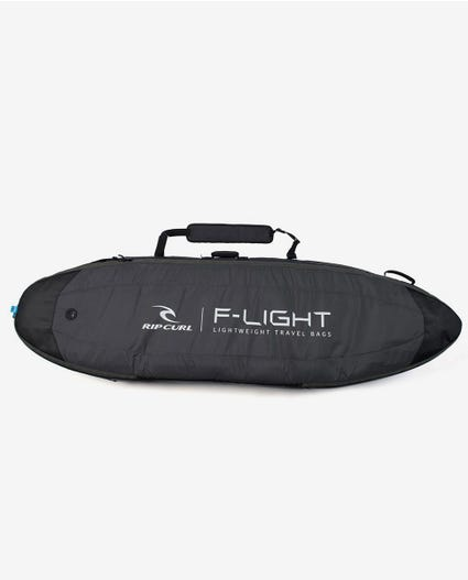 F-Light Double Cover 67 Surf Bag in Black