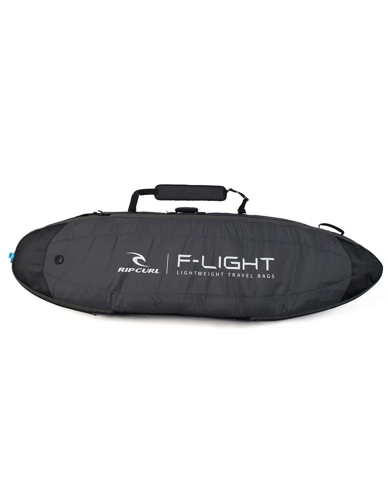 F-Light Double Surfboard Cover 63 in Black