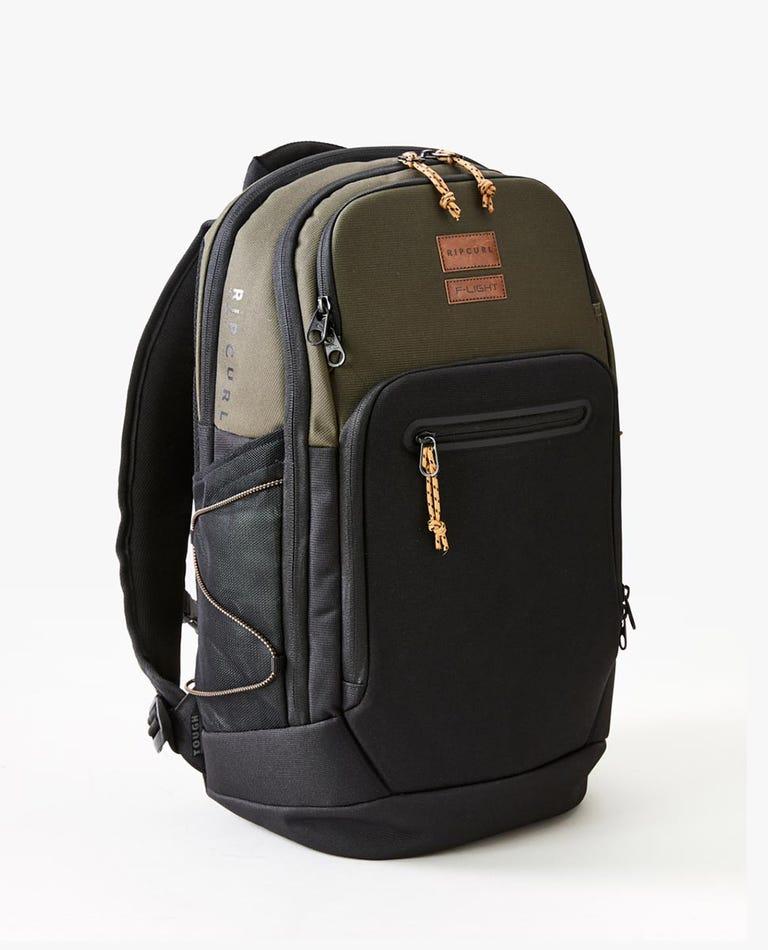 F-Light Ultra 30L Combine Backpack in Dark Olive