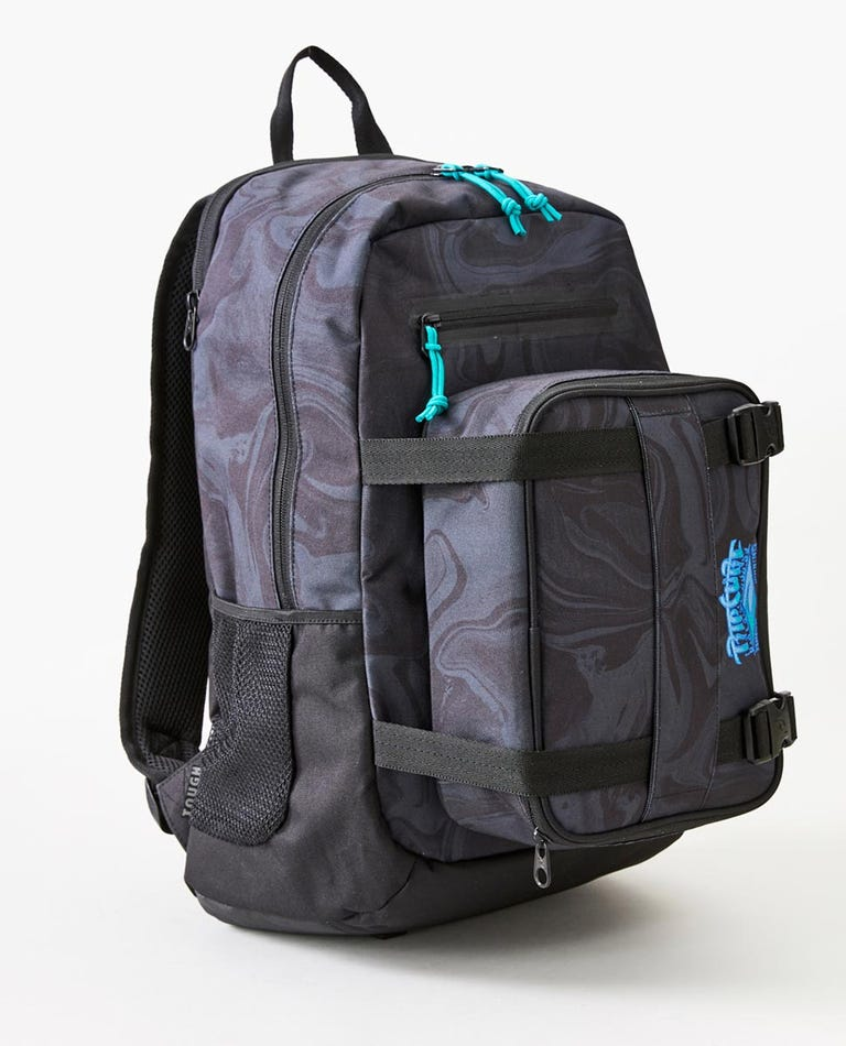 Ozone 30L Lunch Combo Backpack in Black