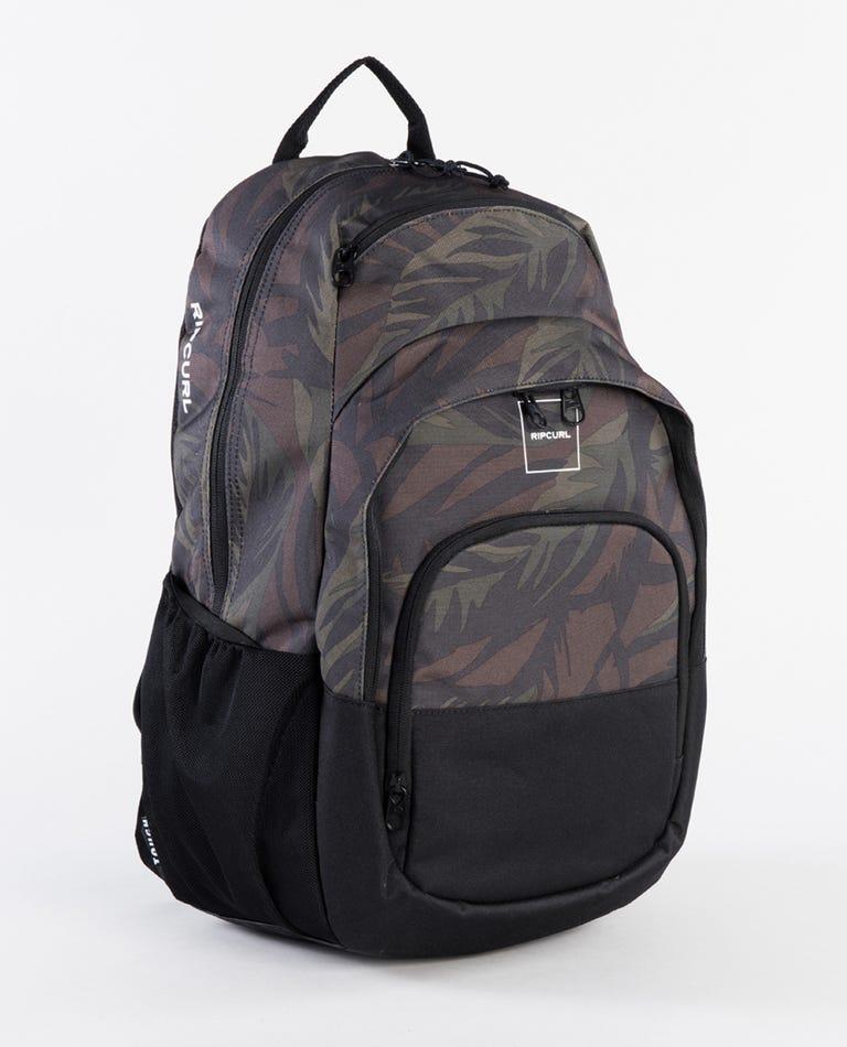 Overtime 33L Backpack in Dark Olive
