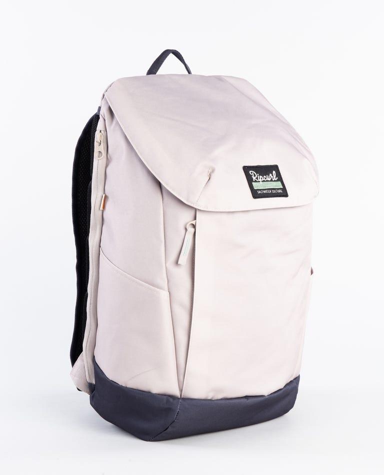 Loader Saltwater Eco Backpack in Light Khaki