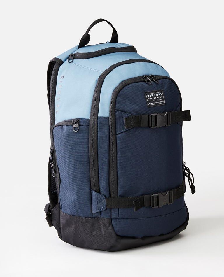 Posse 33L Combine Backpack in Blue
