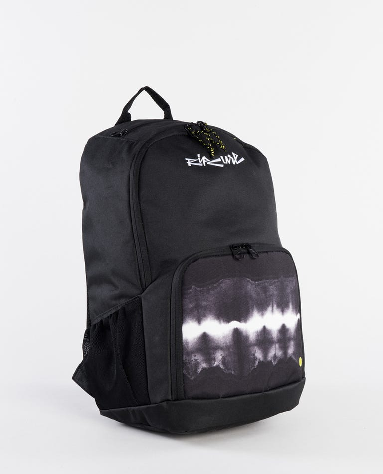 Evo 24L Surf Heads Backpack in Black