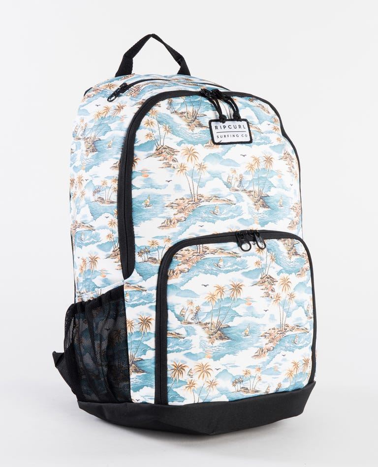Evo 24L Dreamers Backpack in White
