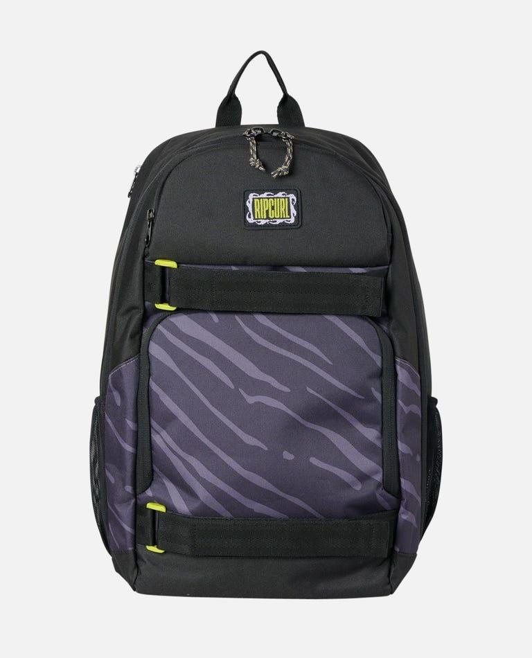 Fader 28L Mind Wave Backpack in Black