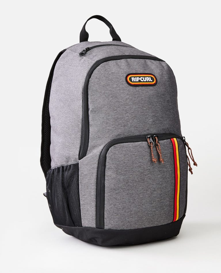 Evo 24L Surf Revival Backpack in Black
