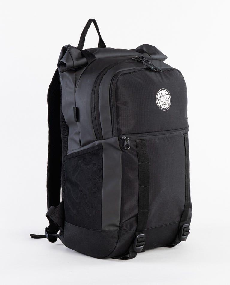 Dawn Patrol 30L Surf Backpack in Midnight