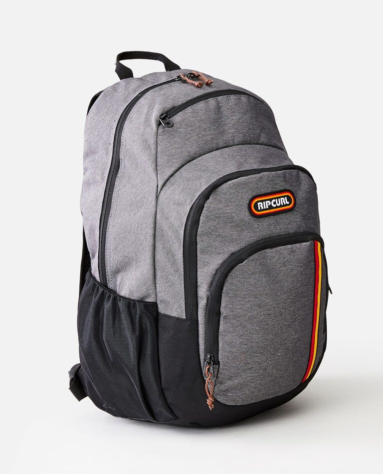 Overtime 33L Surf Revival Backpack in Black