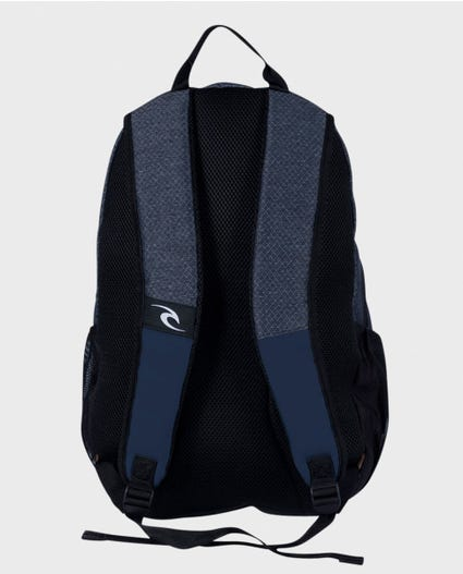Overtime Stacka Navy Backpack in Navy