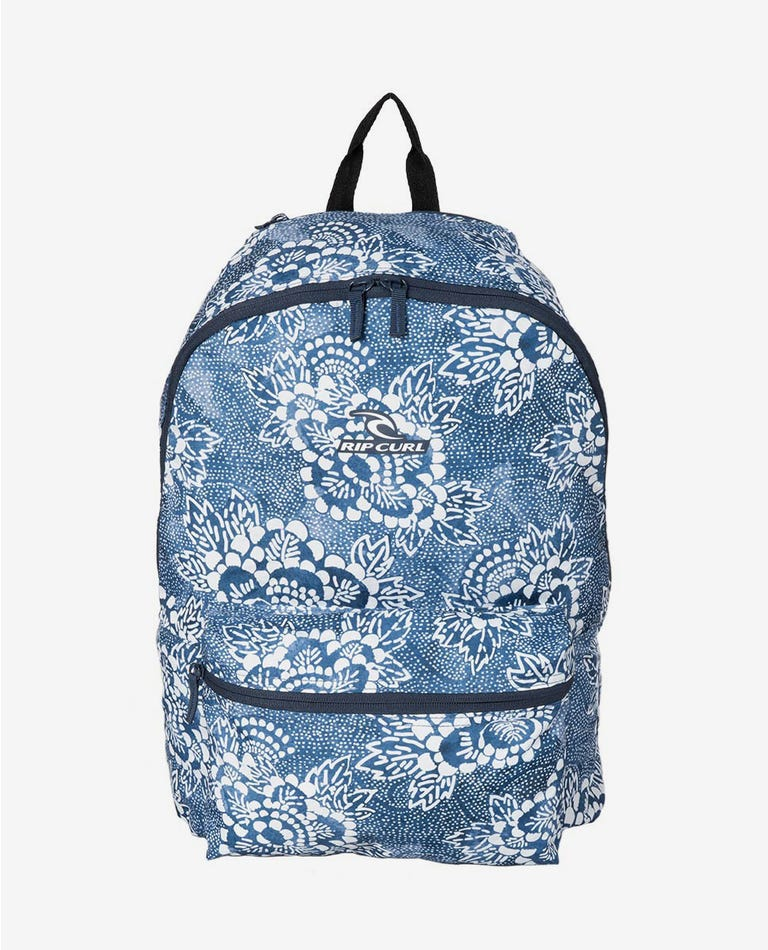 Packable Backpack in Navy