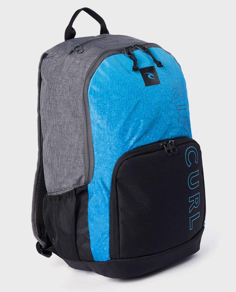 EVO Clear Water Backpack in Blue