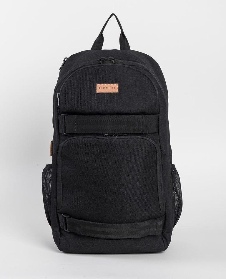 Fader Saltwater Eco Backpack in Black